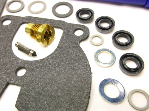 small resolution of carburetor kit float fits clark bobcat 632 722 732 ford engine 1498 13805 g36