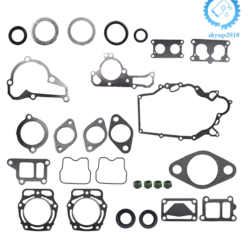 New Full Gasket For Kawasaki KAF620 Mule 2500 2510 3000