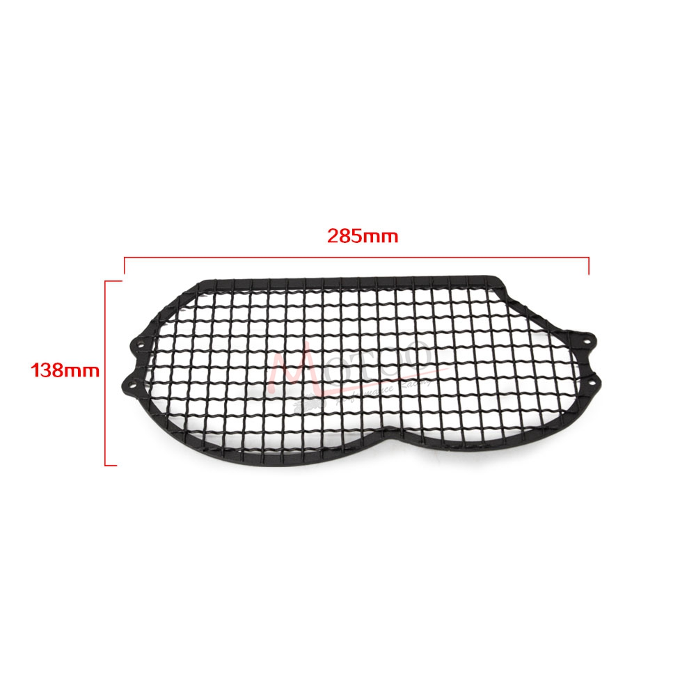 Motorcycle Headlight Net Anti-fall Protection Cover For
