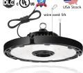Ufo Led High Bay Light 240w 200w 150w 100w Garage Warehouse Lighting Black Ul Ebay