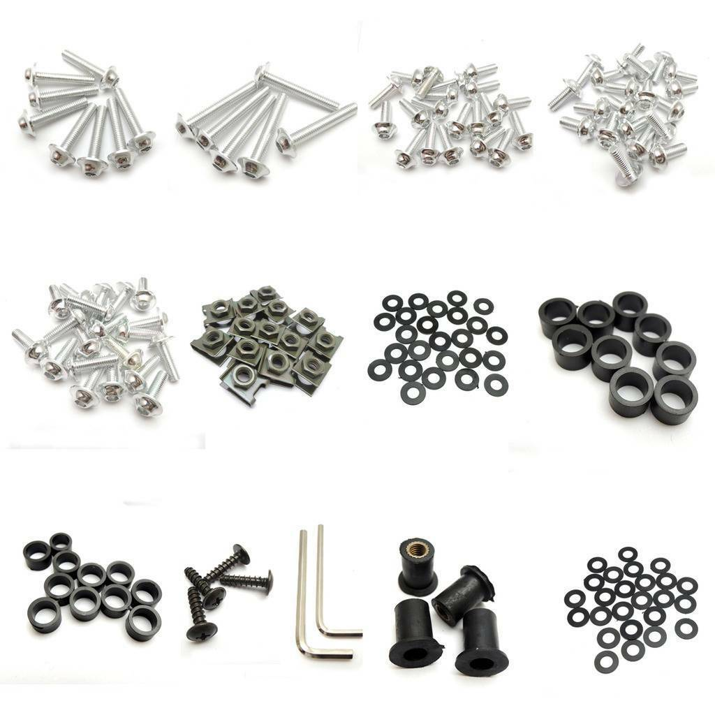 Fairing Screws Bolts Kit for Yamaha YZF R1 R6 2003 2004