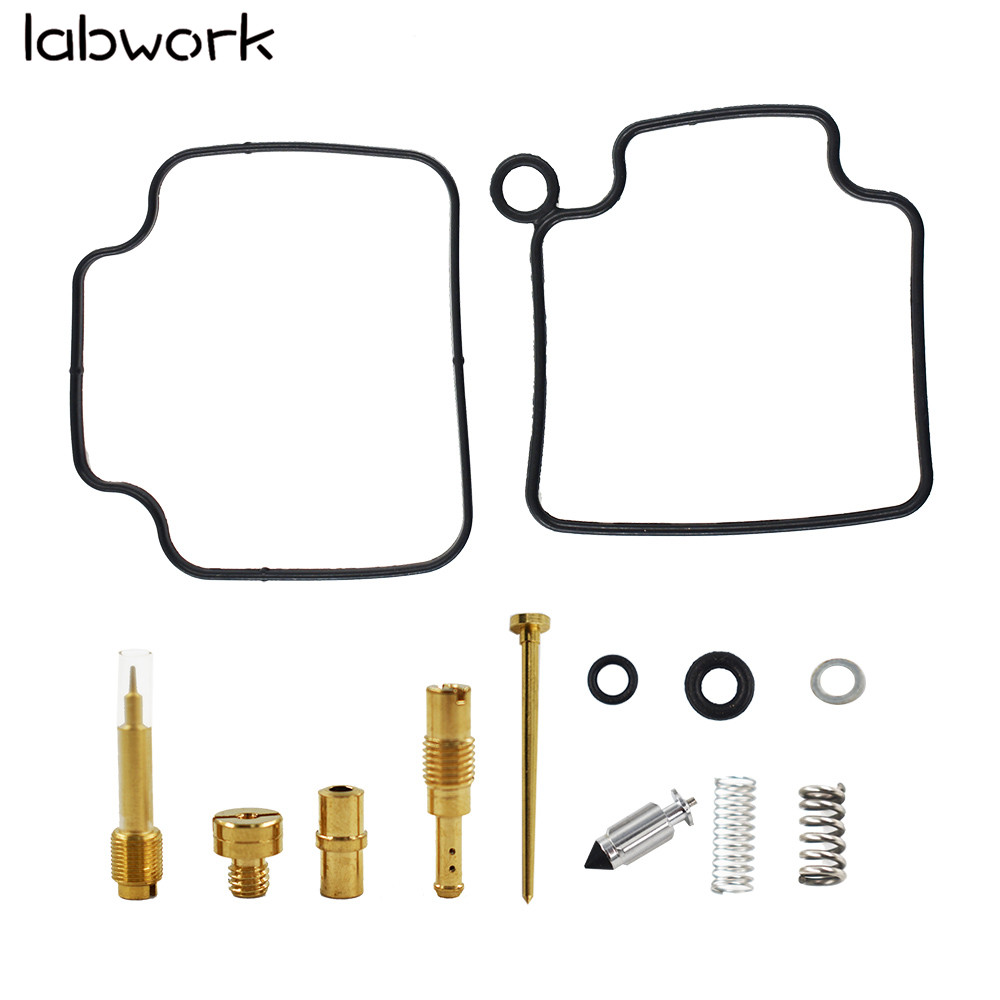 Carburetor Repair Rebuild Kit 0201-318 For Honda Rebel 250
