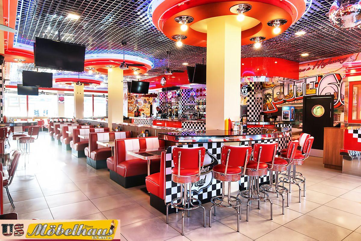 Wunderschön American Diner Möbel Beste Wahl Usdiner Bel Air Möbel · Usdiner Bel
