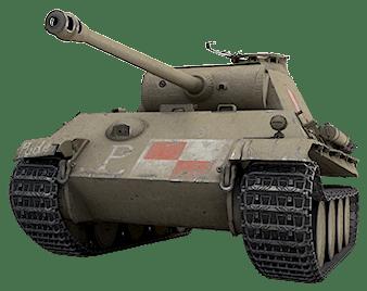 the first polish tank