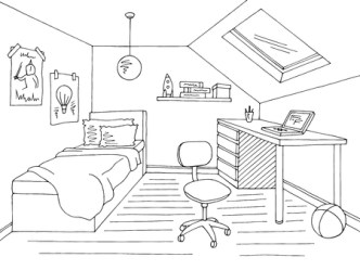 Childrens Bedroom Furniture Cliparts Stock Vector And Royalty Free Childrens Bedroom Furniture Illustrations