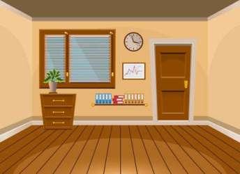 House Hall Cartoon