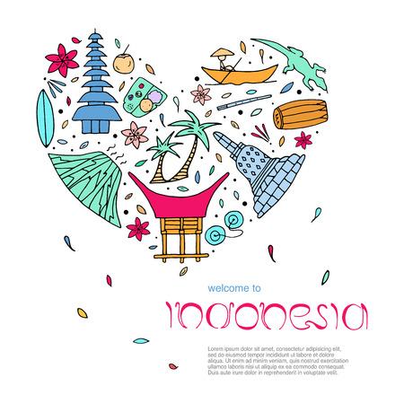 Culture Indonesia Clip Art