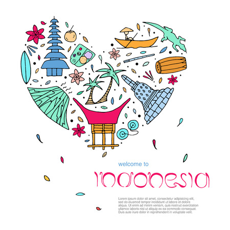 Indonesian Culture Cliparts Stock Vector And Royalty Free Indonesian Culture Illustrations