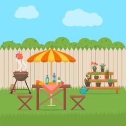 Garden Design Stock Illustrations Cliparts And Royalty Free Garden Design Vectors