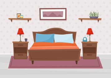 Bedroom Furniture Cliparts Stock Vector And Royalty Free Bedroom Furniture Illustrations