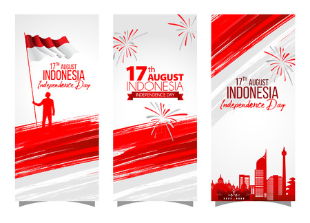 Indonesia Independence Day Stock Vector Illustration And Royalty Free Indonesia Independence Day Clipart