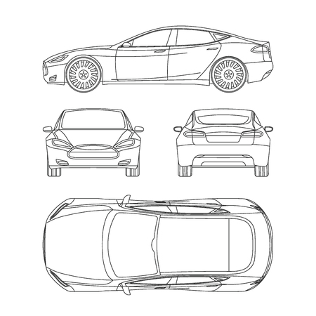 commuter van damage inspection diagram honeywell zone valve wiring image of car rental form vehicle