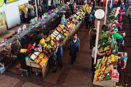healthy foods places: Pike Place Market Produce