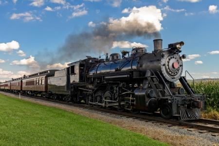 Resultat d'imatges de tren vapor campo