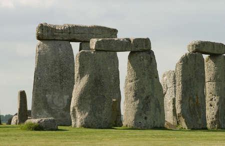 Stone Hedge - England Stock Photo - 182524