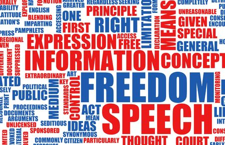 freedom of speech: Freedom of Speech Concept in the Free World