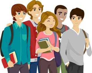 High School Cartoon Stock Photos And Images 123RF