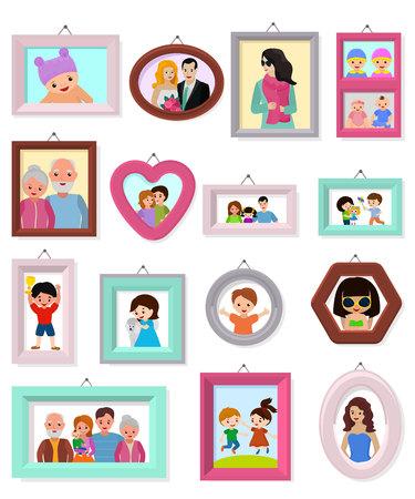 Photo Album Clipart : photo, album, clipart, Framing, Album, Stock, Illustrations,, Cliparts, Royalty, Vectors