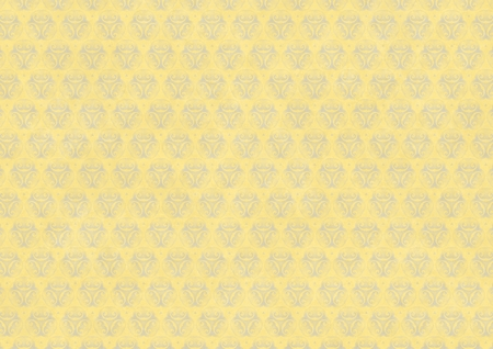 yellow vintage wallpaper with