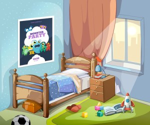 Kids Room Stock Illustrations Cliparts And Royalty Free Kids Room Vectors