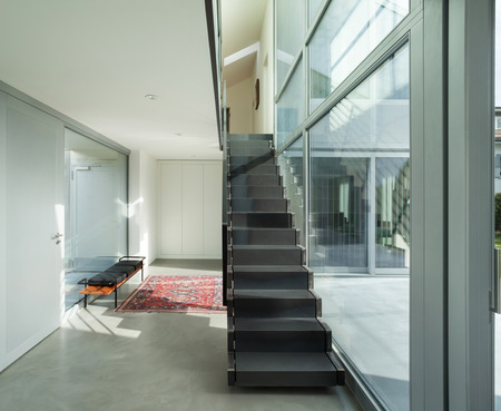 interieur d une maison moderne hall d
