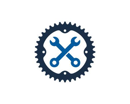 mechanical logo stock photos
