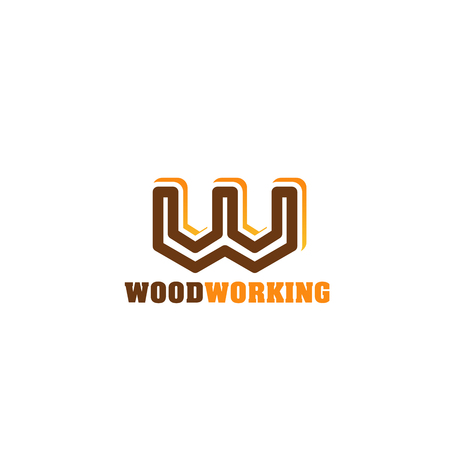 Woodworking Business Logos