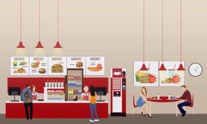 Restaurant Interior Stock Vector Illustration And Royalty Free Restaurant Interior Clipart