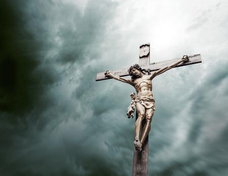 jesus cross stock photos
