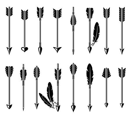Native Indian Arrow Clipart