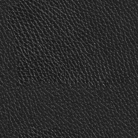 texture de cuir noir brillant sur macro arriere plan carre sans soudure carrelage pret photo haute resolution