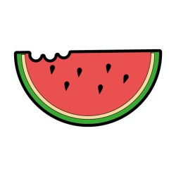 16 483 Watermelon Slices Stock Vector Illustration And Royalty Free Watermelon Slices Clipart