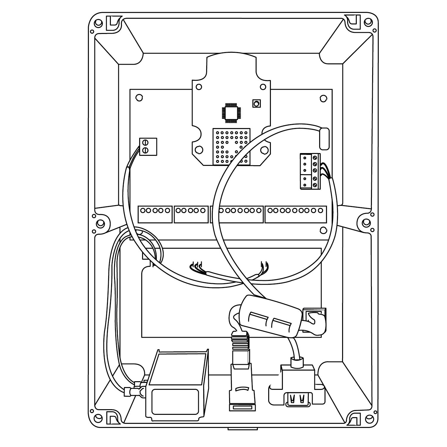 Schlage 650 Series Key Switch Wiring Diagram : 44 Wiring