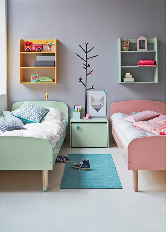 27 stylish ways to decorate your children's bedroom - the luxpad