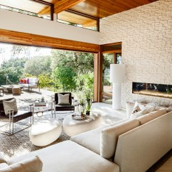 Wine Country Living Room Decoration Designs For Rooms A Modern Organic Californian Retreat By Mas Interior Design Photography Courtesy Of And Helynn Ospina