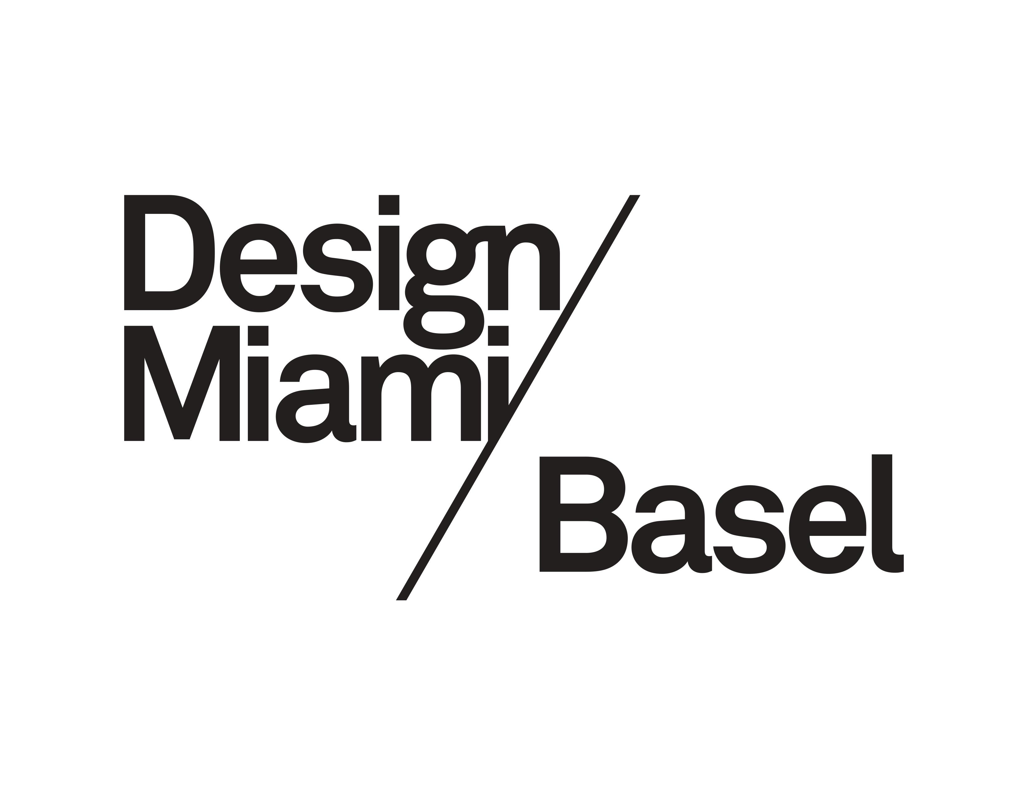 Design Miami/ Basel 2017: Thom Browne Announced as Curator