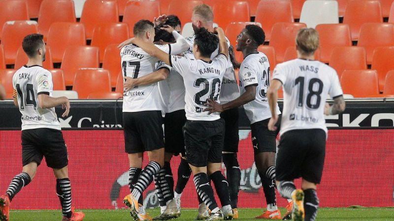 Carlos Soler repitió su penal y marcó el empate para Valencia - AS USA