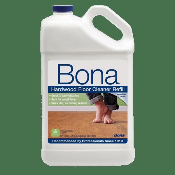 Bona Hardwood Floor Cleaner 160 oz  usbonacom