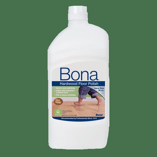 Bona Hardwood Floor Polish  Low Gloss  Bona US