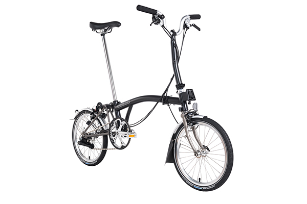 Superlight M6L Black| Brompton Bikes US