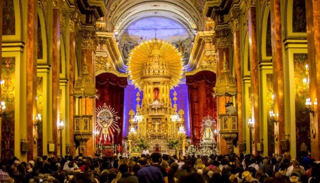 ¡Quedate en casa! Seguí la Novena del Señor y Virgen del Milagro por El Tribuno