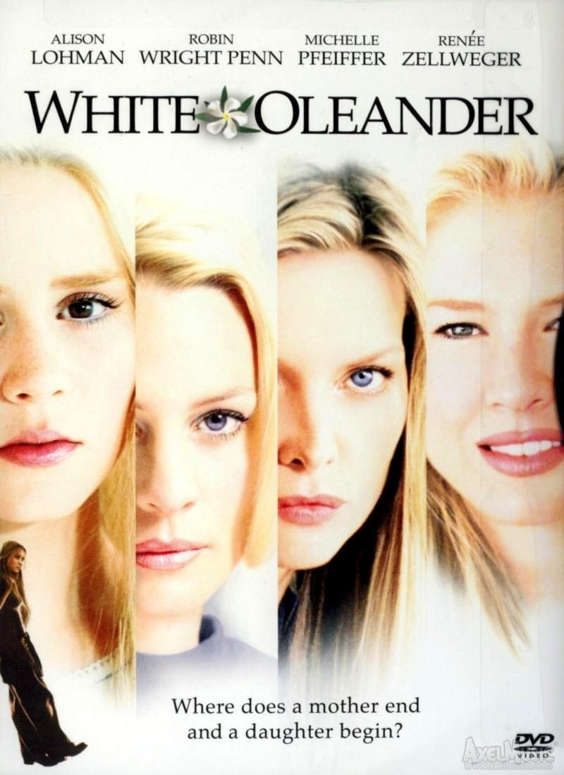 White Oleander Janet Fitch Book Cover