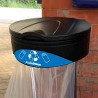 Glasdon Orbit Can Recycling Bag Holder | Recycling Bins