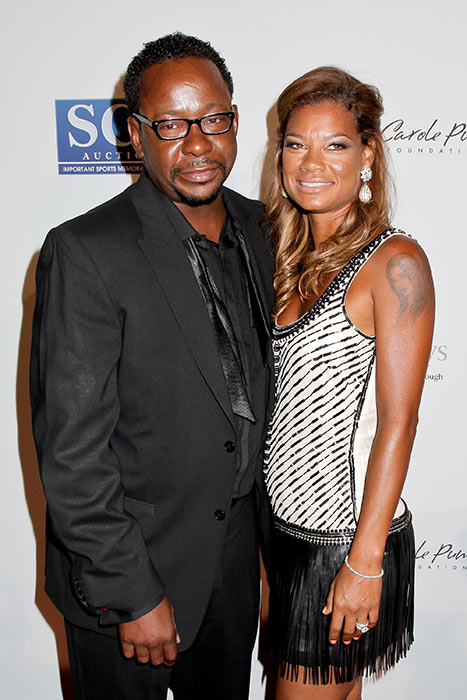 Bobby Browns Bittersweet Moment As He Names Baby Daughter