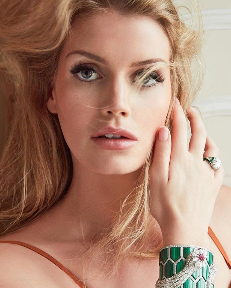 Lady Kitty Spencer is hailed as the new Twiggy in stunning new pictures