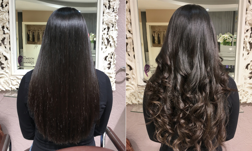 Hair Extensions How To Get A Thick Lustrous Natural