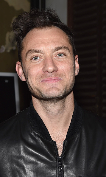 Delighted Jude Law Becomes A Father For The Fifth Time