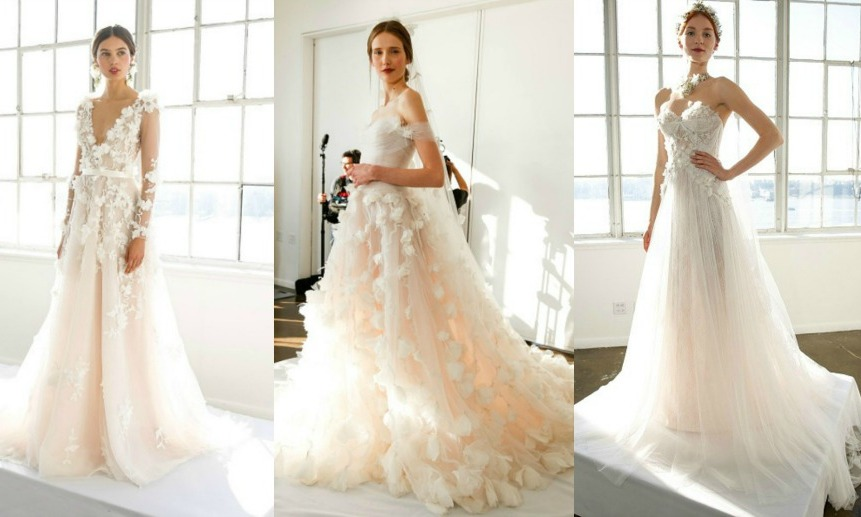 Spring 2017 Wedding Dresses: The Best From New York's