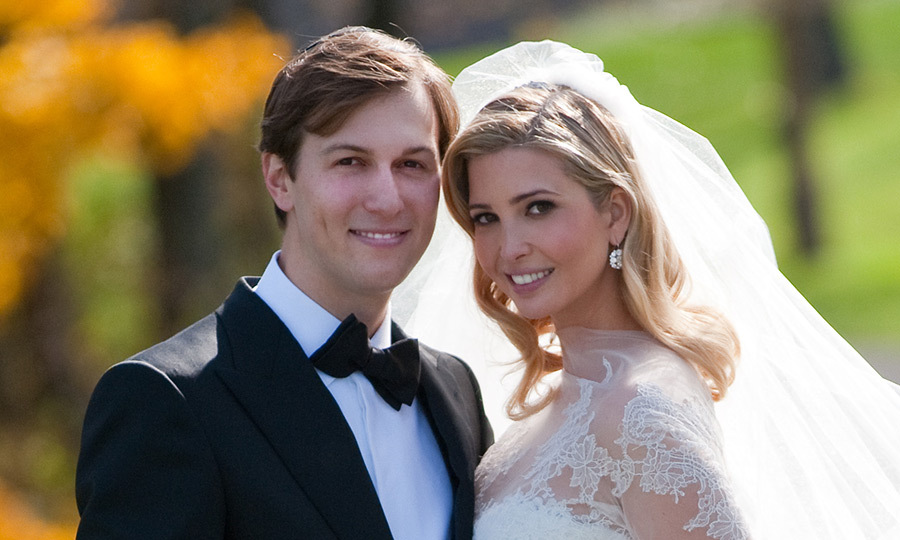 Alexa, who is a beauty blogger for HELLO!'s sister brand, ¡HOLA! Mexico, was also responsible for another of Ivanka's standout beauty moments – her wedding day with Jared Kushner.  Photo: Getty Images