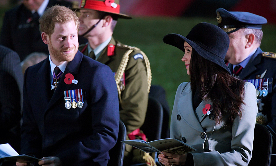 Prince Harry And Meghan Markles Sweetest Photos Loved Up Kissing Holding Hands HELLO US